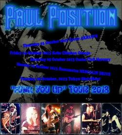 FUNK YOU UP TOUR 2013
